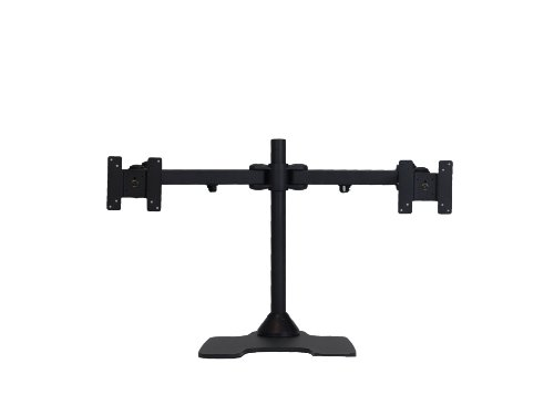 Tyke Supply Super Dual Free Standing Monitor Stand