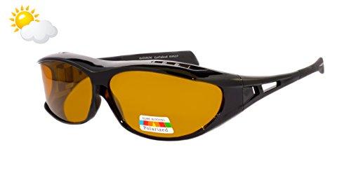Sobre Polarizadas de Vidrios 400 Lentes UVA RWN20 amp; de Gafas de Otras Pesca SAFETY RAINBOW Sun Rainbow Gafas Cat Gafas los Encima UVB la Gafas EyeDefend Deportivos 2 Cat Sun de Prescripción Sol Sol 3 XX84qS