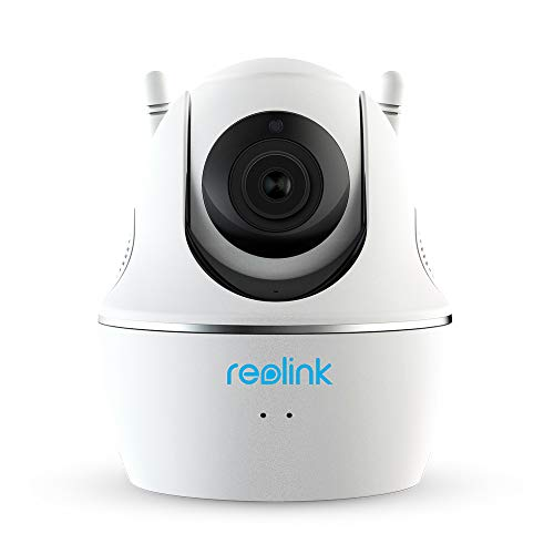 REOLINK C2 Pro Baby Monitor Camera, 5MP Wireless Security Pet Camera, Indoor WiFi Camera with Versatile PTZ, Night Vision, 2.4/5 GHz WiFi and Two Way Audio