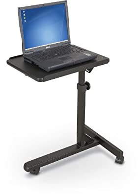 Balt Lap Jr. Mobile Adjustable Height Laptop Stand