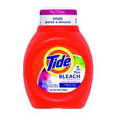 Procter And Gamble PGC 13784 25 Oz. Tide 2X Original with Bleach Laundry Detergent