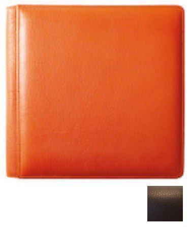 Raika RO 105-F MOCHA 11 X 12 Large Photo Album - Mocha by Raika by Raika