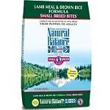 Natural Balance Lamb & Rice Small Breed Bites Dry Dog Food 12lb