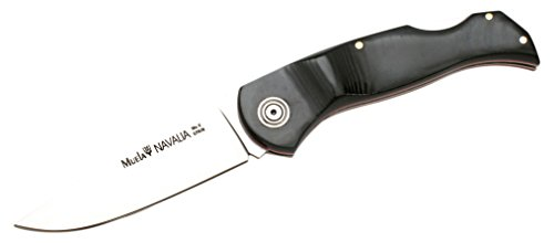 MUELA Navalia-10M Folding Blade Hunting Knife, 4″