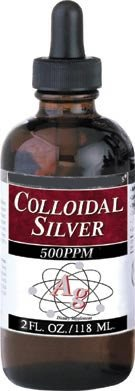 Innovative Naturals Colloidal Silver 500ppm