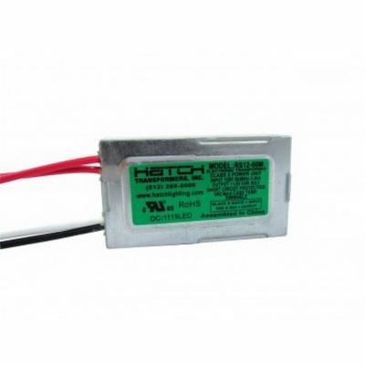 Hatch LED Driver, 30 watt, 120 volt Input, 11.5 volt Output, 0.25 amp, 50/60 Hz, Aluminum Case