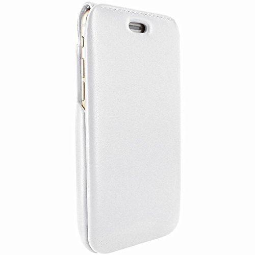 "Piel Frama ""iMagnum Leder Cover Fall für Apple iPhone 7 – Weiß"