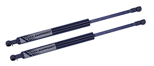 2 Pieces (SET) Tuff Support Rear Hatch Tailgate Lift Supports 2010 To 2014 Toyota Prius (Excluding Prius C & V) - Mighty Lift Supports