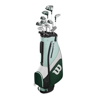 Launch Wood Shaft High Graphite - Wilson Golf Profile SGI Women's Packageset, Cart Bag, Petite Right Hand