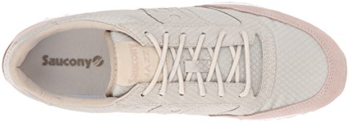 Saucony Unisex-adult Jazz Sneaker 91, Wit Cement