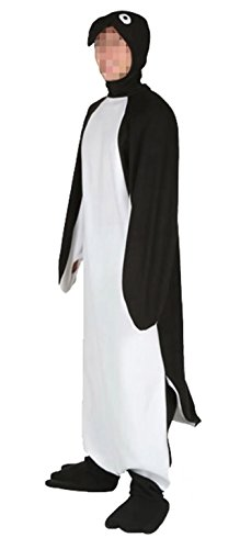 Toddler Maleficent Costumes (Ameyda Adult Unisex Kids Little Boys Toddler Halloween Happy Penguin Costume)