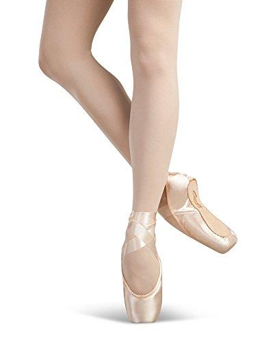 Capezio Women's Aria Pointe Shoe,Petal Pink,9.5 M US by Capezio