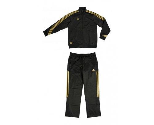 b8049339ee015 Al Scontate E Online Promozioni gt  Adidas 46 Oro Nera Tuta Fino Uomo qOPTz