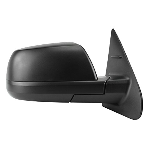 Fit System 70153T Toyota SR/SR5 Model Passenger Side Textured Black Heated Power Replacement Mirror ()