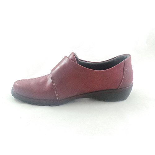 Casual 8055 Leather Shoe Suave Red ptwnA