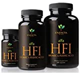 Alfa HFI Humic and Fulvic Acid By Enzacta. 30 capsules bottle. Review