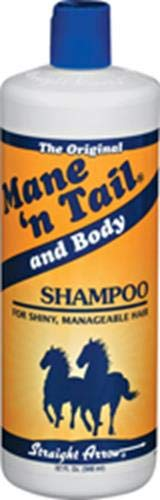 Mane 'n Tail and Body Shampoo, 32 - Body 32 Wide