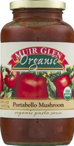Muir Glen Organic Pasta Sauce Portabello Mushroom - 25.5 fl oz