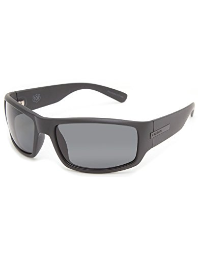 MADSON Unisex 2923006 Polarised, Black - Polarised Mens Sunglasses