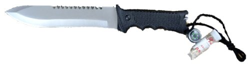 Fury Tactical Recon Survival Fixed Blade Knife, Outdoor Stuffs