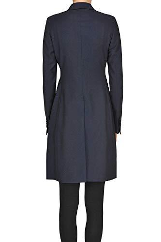 Mujer Abrigo Tagliatore Azul Mcglcsc000005016e Lana dIRwxq0rR