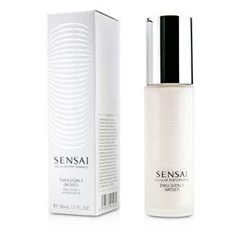 Kanebo Sensai Cellular Performance Emulsion II, Moist, 1.7 (Kanebo Sensai Cellular Performance Emulsion)
