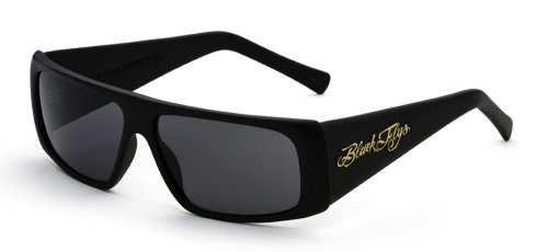 Black Flys Fly Straight Sunglasses, Matte Black/polarized - Black Flys Sunglass
