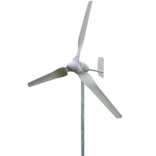 Nephon 1000W 3 Blades Wind Turbine Generator Kit with Wind Boosting Controller (48V) by Nephon
