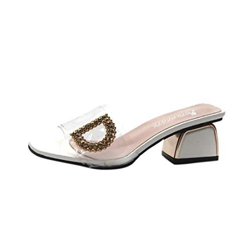 White YUCH en Métal Boutons Femme Sequins Slip pour wa4aqnx07f