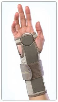 Mueller Sport Care Maximum Support Level Small/Medium Carpal Tunnel Wrist Stabilizer, Model: 62011 (Tools & Outdoor gear supplies) by Mueller