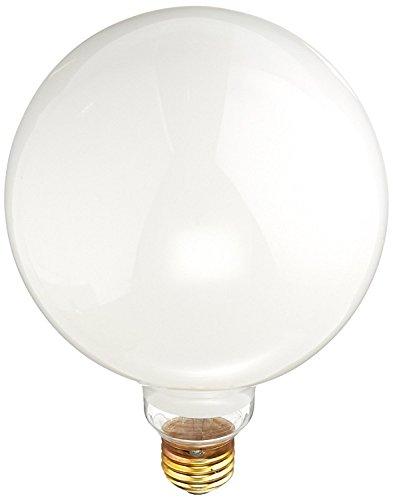 Decorative Incandescent Bulb - 150 Watt G40 Globe Decorative Light Bulb / 5