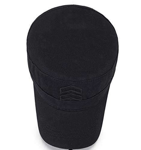sombrero aire los hombres de ejército de del béisbol sombrero sombrero del de del los sol hombres de libre al casquillo plano del de sombrero los sol respirable protección hombres A s la Sombrero B OPqxtO