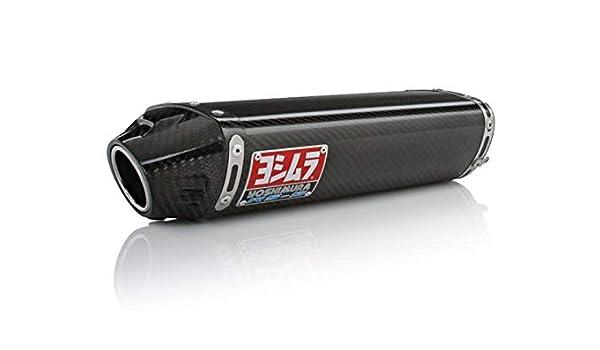 Yoshimura RS-5 de fibra de carbono completo sistema de ...
