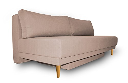 Manhattan Sofa Bed | Blush