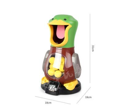 12Vmonster Duck Hunt Shooting Toy for Kids - Young Hunters Decoy