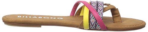 Billabong BENITO - Sandalias de goma para mujer multicolor - Mehrfarbig (MULTICO 744)