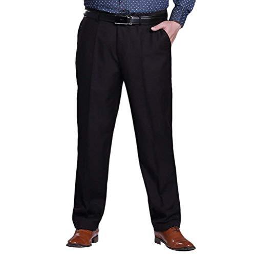 Graduación King Cumpleaños Mens Size Antiarrugas Slim Mans Valentín Formal Pantalones Business San Para Esencial Negro Navidad Traje Weich HZ6pqRwR