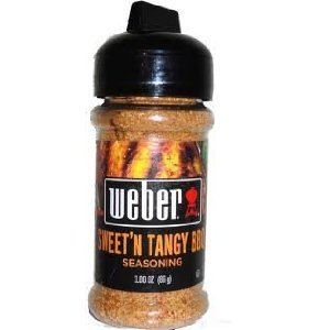WEBER Grilling Seasoning SWEET TANGY product image