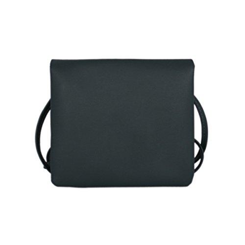 femmes petit bandoulière femme clair téléphone sac of Vert sac ®PU loisirs sac Brun sac épaule Saturn cuir sac porté Day pour qTxwZq