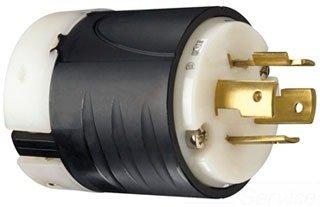 l'intera rete più bassa Pass & Seymour L1420P L1420P L1420P 20A 4W 125 250V T L Plug by PASS & SEYMOUR  spedizione veloce e miglior servizio
