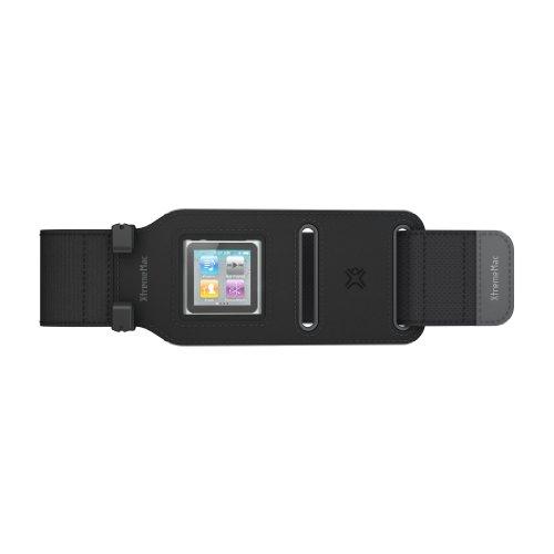 XtremeMac IPX-SWP-13 Sportwrap for iPod Nano 6G - Black
