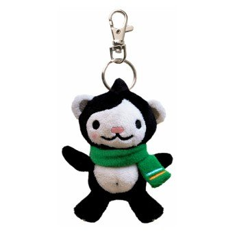 2010 Vancouver Winter Olympics Mascot Plush Keychain - - Vancouver Olympic Merchandise