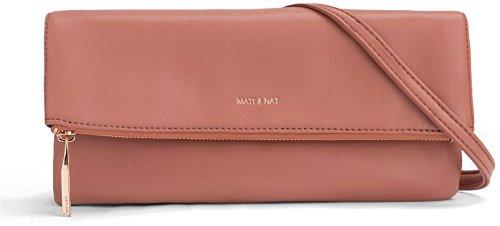 Loom Nat and Matt Rose Alaya Bag Crossbody wnU1px1q6