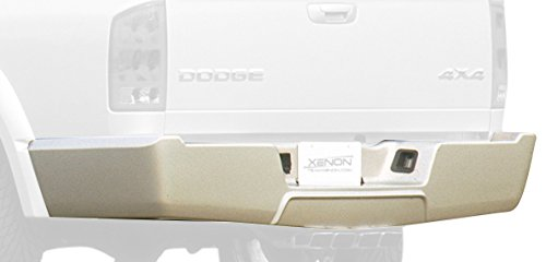 Xenon Rear Bumper Cover - 4