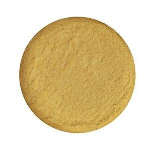 8.5 Oz Dark Amber Transparent Powder Frit - 96 Coe