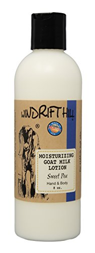 Windrift Hill Moisturizing Goat's Milk Lotion (Sweet (Sweet Pea Tubes)