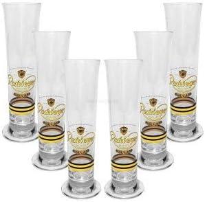 6 Radeberger Biergläser 0,3 Liter  = Szenegläser Designgläser =