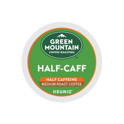 k cups green mountain half caff - 1