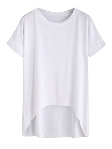 SheIn Womens Sleeve T Shirt X Large