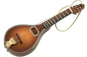 Gift House Mandolin Ornament ()